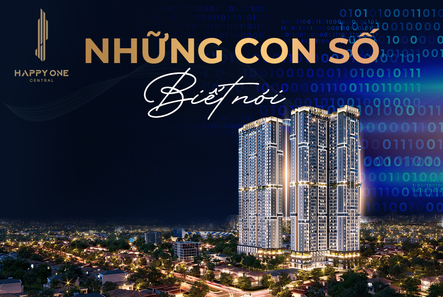 NHỮNG CON SỐ ẤN TƯỢNG TỪ HAPPY ONE – CENTRAL