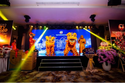 Year End Party 2020 Vạn Xuân Group